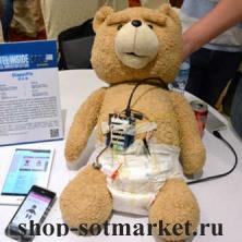 В Компании Асер придумали  устройство, которое находясь в обычной пеленке следит за поведением малыша!