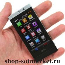 Модель  LG GD880 Mini - обзор