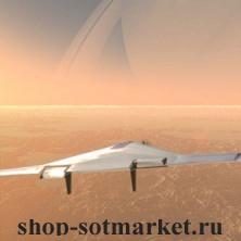 Специалисты из Northrop Grumman решили к Венере запустить надувной самолет