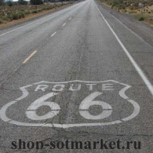 ����� ����������� ������  Route 66 ����� ������������ ������������� �������