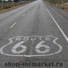Часть легендарной дороги  Route 66 будет вырабатывать электрическую энергию