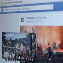 Facebook стремиться упростить просмотр видео рекламы для пользователей сети
