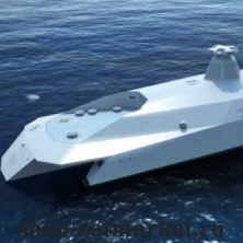 Как бы выглядели военные корабли в будущем?