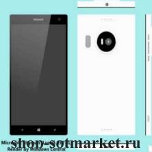 Как будет выглядеть Lumia 950 XL (Cityman) Microsoft?